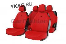 Комплект Накидок  «BINGO»  Красный/Красный/Чёрный