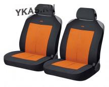 Накидки Фронт  «VERTICAL FRONT» Оранжевый/Черный/Оранжевый