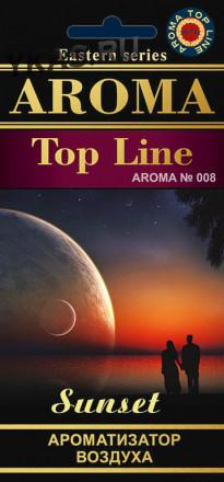 Осв.возд.  AROMA  Topline  Восточная серия  №008   Sunset aroma  (аромат закат солнца)