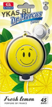 Осв.воздуха DrMarcus подвесной  TWIST  Lemon  (с тестом)