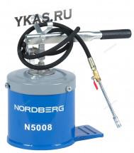 Установка для раздачи густой смазки 8 кг_50586