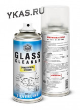 AGAT  SILVERLINE  Очиститель стекол и зеркал   520мл
