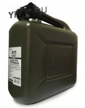 Канистра пластиковая  AVS   10л (хаки)