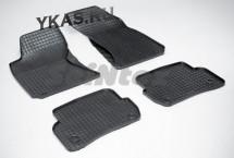 Коврики резиновые   VW Passat B5 1996-2005г. СЕТКА