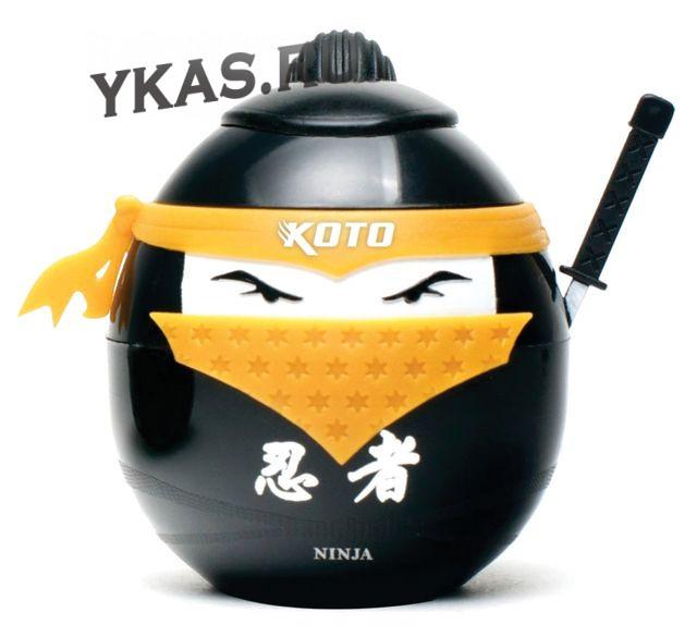 """Осв.воздуха на дефлектор """"KOTO"""" Ниндзя (меловая основа)  Ваниль"""