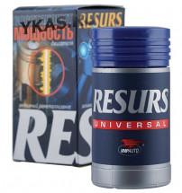 VMPAUTO  бензин Resurs universal  Присадка для двигателя   50гр.