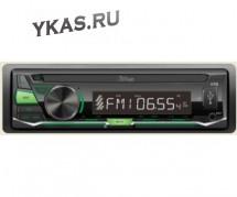 Автомагн.  Five F20G (зеленый ) BT USB AUX FM