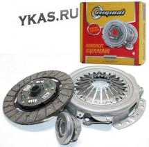 RG Комплект сцепления (корзина, диск, подш.)  ВАЗ-2101-07,2121