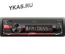 Автомагн.  Five F20R (красный ) BT USB AUX FM