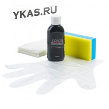 Soft99  Полироль кузова цветовосстанавливающая Color Evolution для черных 100мл.