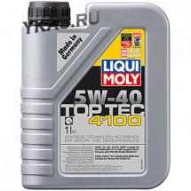 LM Синтет. моторное масло TOP TEC 4100 5W-40 1л