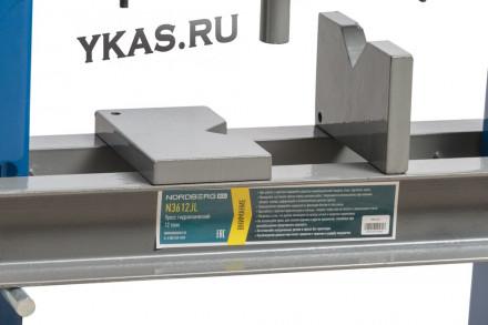 Пресс, силовое устройство - домкрат, усилие 12 тонн_15872