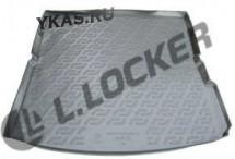 Коврик багажн.  Audi Q7 (05-)