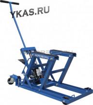 Мотодомкрат подкатной, г/п 500 кг  макс. под. 90-480мм