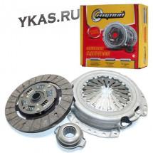 RG Комплект сцепления (корзина, диск, подш.)  ВАЗ-2110-12 дв.16 кл.