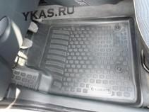 Коврики резиновые   Peugeot Partner Origin  2002г-  тэп.