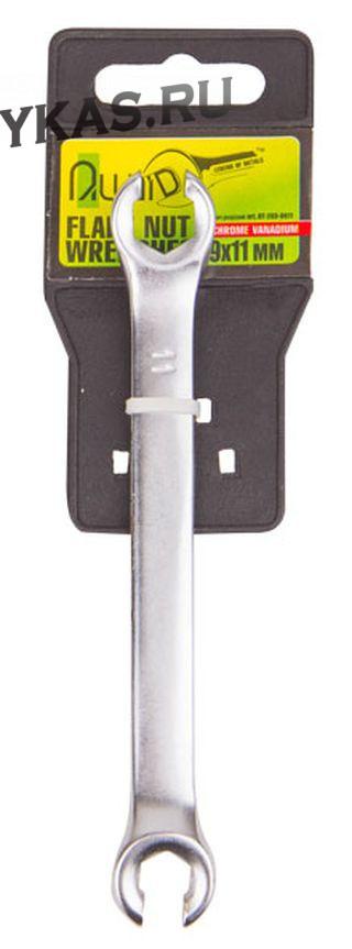 Alloid. Ключ разрезной  15х17 мм.