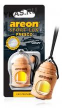 "Осв.возд. Areon FRESCO ""бутылочка в дереве"" Sport LUX  SILVER"