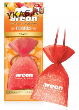 """Осв.возд. Areon PEARLS """"мешочек""""  Peach"""