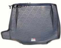 Коврик багажн.  BMW 1 (E87) HB 5 dr  (04-11)   (РЕЗИНА)