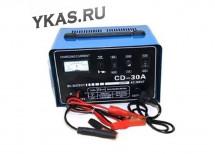 Зарядное устр-во  М5  ЗУ30 инверторное 12-24V  ток зарядки max 30A