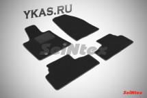 Коврики текстильн. LEXUS RXIII 2009-2015г. кроме версий с гибрид. двигат/компл.4шт./осн.резин./ LUX
