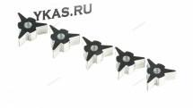 РАСХОДНЫЙ МАТЕРИАЛ ШАЙБЫ треугольные (комплект 50шт)_15649
