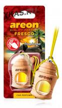 "Осв.возд. Areon FRESCO ""бутылочка в дереве"" Tropicana"