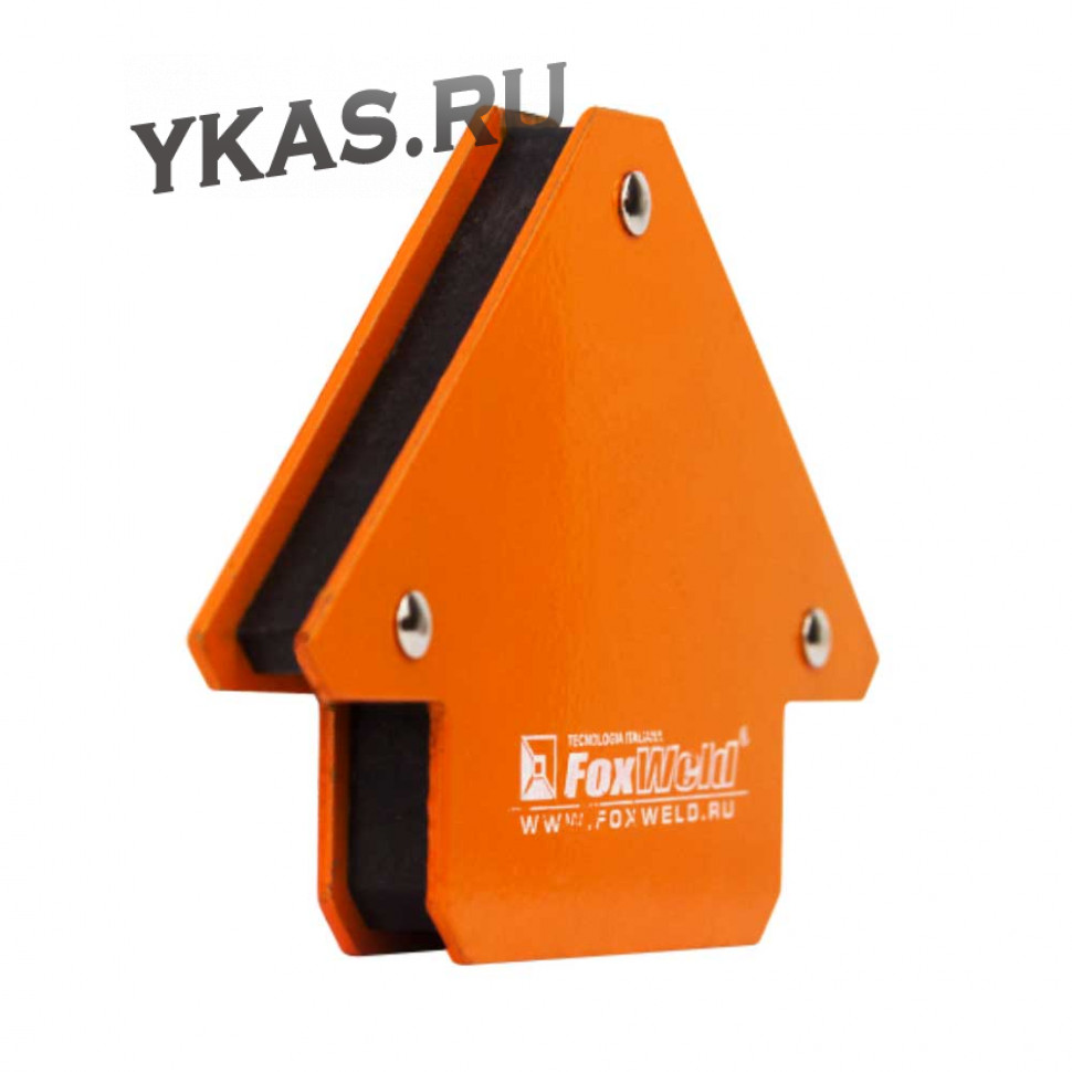 Foxweld  Угольник магнитный FIX-3 Pro , усилие до 11кг. (45/90/135°)