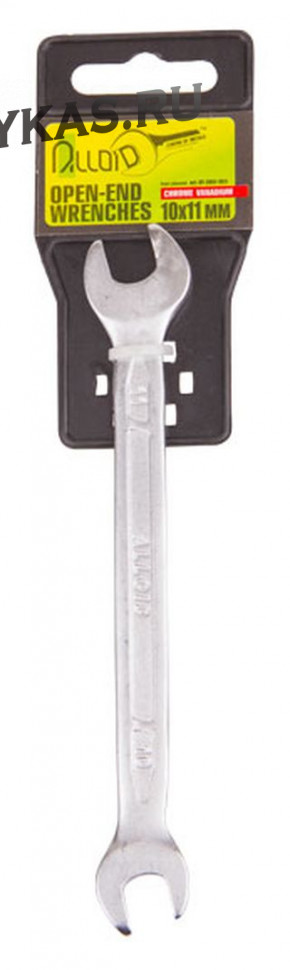 Alloid. Ключ рожковый 12х13 мм.