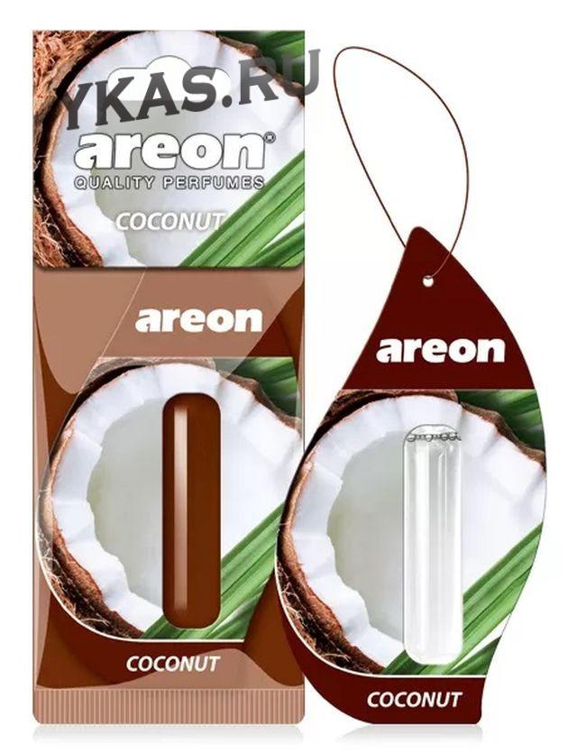 Осв.возд. Areon MON LIQUID 5ml   Coconut