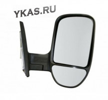"""Зеркала боковые  ГАЗ-3302  """"Газель""""  Черное  (к-кт 2шт.)"""