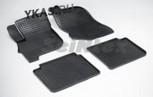 Коврики резиновые   Mitsubishi  GALANT IX 2004-2012г. СЕТКА