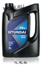 Масло Hyundai  XTeer Diesel  10W30  6lt   API CI-4/SL, SYNTHETIC