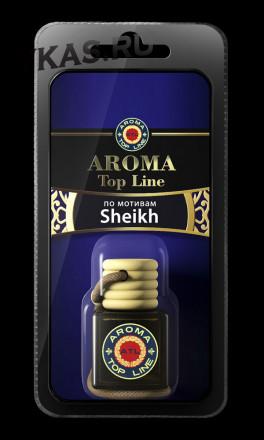 Осв.возд.  AROMA  Topline  Флакон Восточная линия  №007   Sheikh