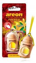 """Осв.возд. Areon FRESCO """"бутылочка в дереве"""" Vanilla"""