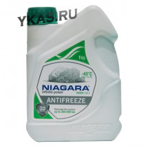 "Антифриз  ""Niagara""  G11  (зеленый) 1 кг"