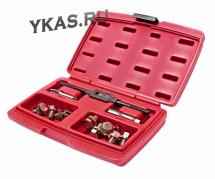 Набор для ремонта маслосливных отверстий 12мм и 14мм (в кейсе)_15093