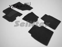 Коврики текстильн. Lifan X60 c 2014г-  /компл.5шт./осн.резин./ LUX