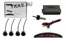 Датчик парковки Interpower IP 416  Black (4 датчика)