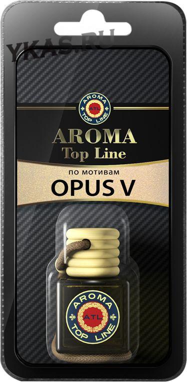 Осв.возд.  AROMA  Topline  Флакон Восточная линия  №u002   Amouage OPUS 5