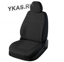 АВТОЧЕХЛЫ   Mazda  6  c 2012г-  (жаккард+экокожа)
