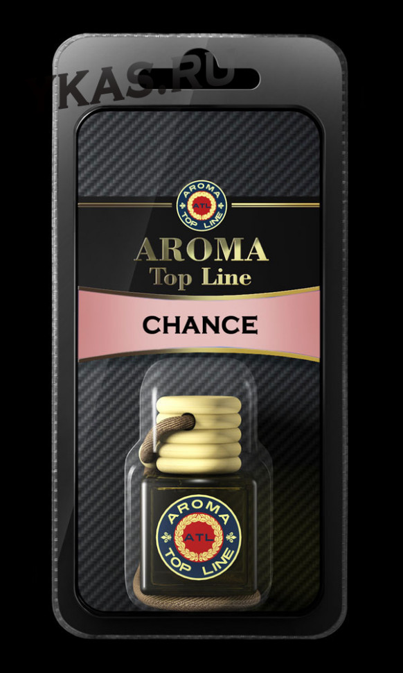 Осв.возд.  AROMA  Topline  Флакон Женская серия  №10  Chanel Chance