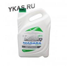 "Антифриз  ""Niagara""  G11  (зеленый) 5 кг"