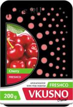"Осв.воздуха под сиденье  ""Freshco VKUSNO"" Cherry  (вишня)"