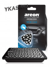 Осв.возд. Areon  AROMA  BOX  New car (под сиденье)