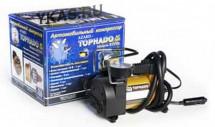 Компрессор  TORNADO АC-580 14 A, 35 л/мин, металл. корпус, сумка