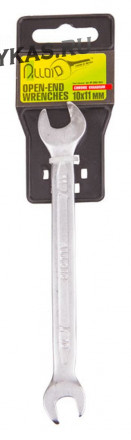 Alloid. Ключ рожковый 25х28 мм.