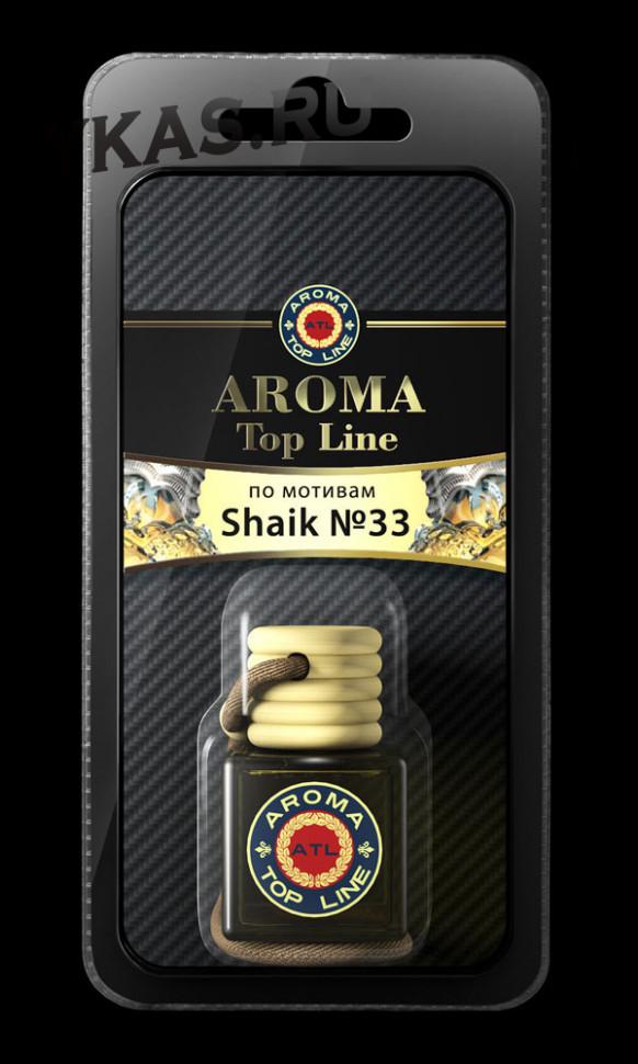 Осв.возд.  AROMA  Topline  Флакон Женская серия  №24  Shaik 33  Арабские духи