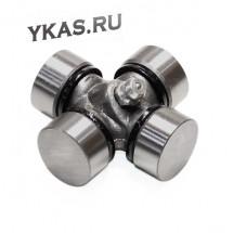 RG Крестовина рулевого кардана  в сборе Г-3302-2217 (3307) ( с стопор.кольцами) Riginal